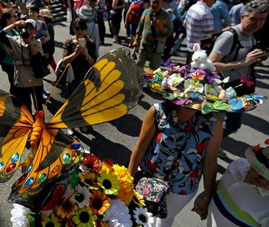 Parada kapeluszy w Nowym Jorku