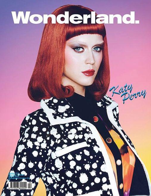 "Katy Perry dla magazynu ""Wonderland"""