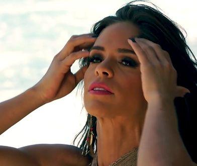 Wenezuelska modelka i gwiazda fitness Michelle Lewin