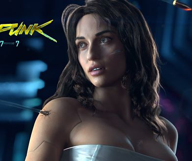 """Grafika z gry """"Cyberpunk 2077"""""""