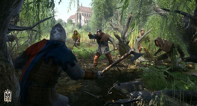 Kingdom Come: Deliverance studia Warhorse Studios