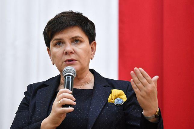 """W ocenie Niesiołowskiego, Szydło """"nie nadawała się na żadne stanowisko"""""""