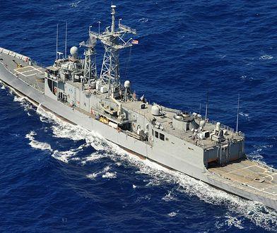 Okręty typu Oliver Hazard Perry to bardzo zaawansowane jednostki