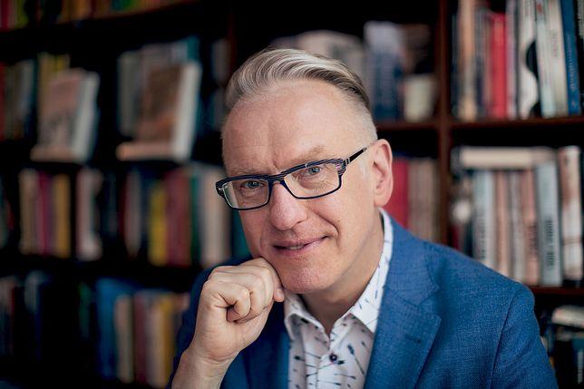 """""""Ludzie zawsze będą chcieli czytać o innych ludziach"""" - Mariusz Szczygieł w cyklu dla WP"""