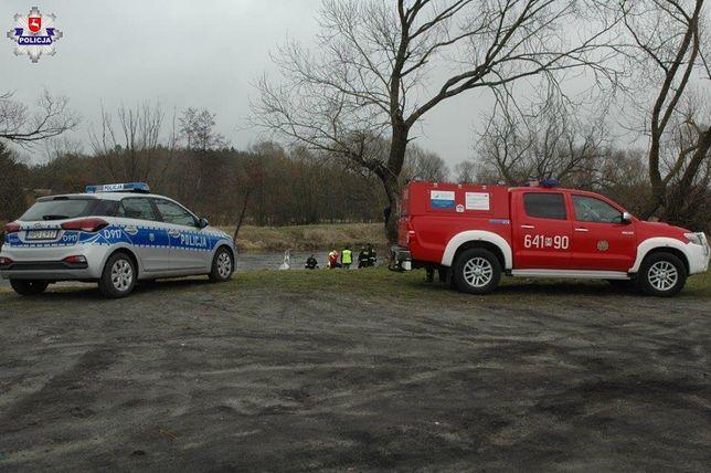 Ciało Krzysztofa F. znaleziono na bagnach