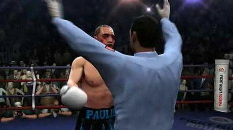 Trailer: Grafika w Fight Night Round 4