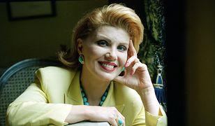 Georgette Mosbacher odwiedziła Polskę w 1991 r.