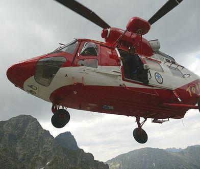 Przewodnik górski zginął w Tatrach