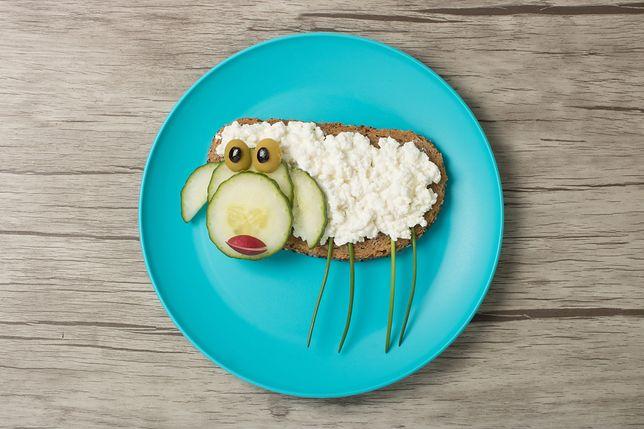 W diecie wegetariańskiej dla dzieci jadłospis powinien być bogaty i zróżnicowany