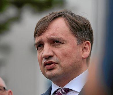 Zbigniew Ziobro udzielił komentarza PAP