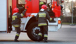 Straż pożarna stwierdziła brak trujących oparów, prawa na terenie kampusu wraca do normy