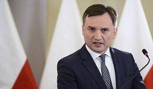 Resort Zbigniewa Ziobry odpiera tezy prawników