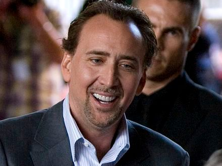 Nerwowy żołądek Nicolasa Cage'a
