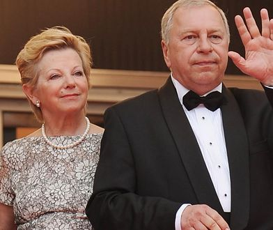 Barbara Stuhr zdementowała plotki o przyczynie choroby Jerzego Stuhra