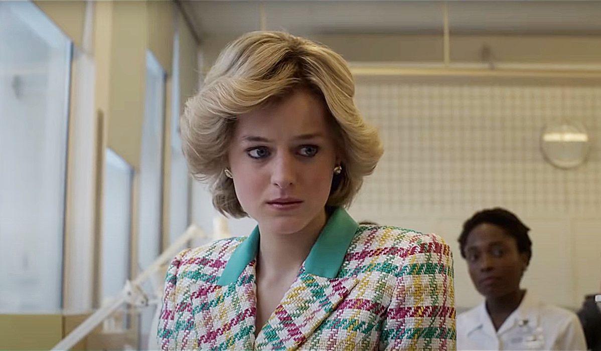 Emma Corrin za rolę księżnej Diany otrzymała tylko nominację.