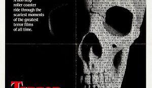 Terror in the aisles to prawdziwe kompendium wiedzy na temat historii kina grozy.
