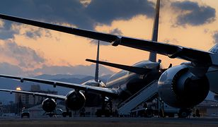 Pracownicy portu w Edynburgu poinformowali, żeby nie przyjeżdżać na lotnisko