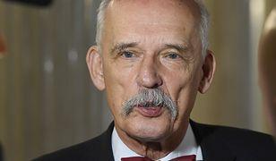 Janusz Korwin-Mikke: Kto ma wojsko, ten ma władzę