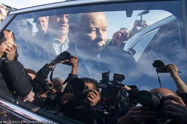 Jarosław Kaczyński mobilizuje posłów przed wyborami