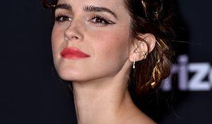 Emma Watson: do sieci wyciekły jej zdjęcia z przymiarki ubrań