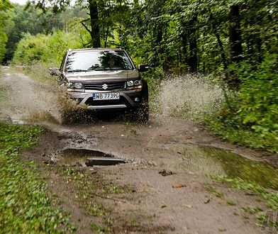 Auta używane przez leśników są narażone na większe zużycie