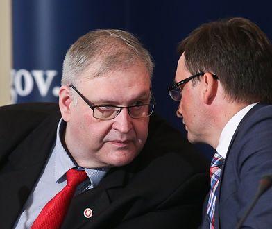 Bogdan Święczkowski od wielu lat współpracuje ze Zbigniewem Ziobro
