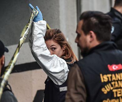 Policja w Stambule zbiera dowody zbrodni
