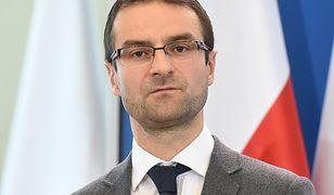 Tomasz Poręba: naszym przeciwnikiem w wyborach nie jest PO