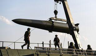 Iskandery należą do najgroźniejszych rodzajów broni rozmieszczanych w Kaliningradzie