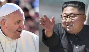 Kim Dzong Un zaprosił papieża Franciszka do Krei Płn.