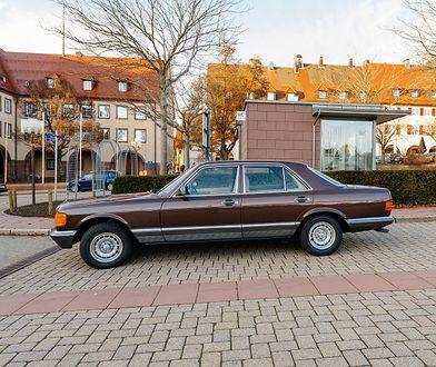 Mercedes od dawna kojarzy się z luksusem i innowacjami