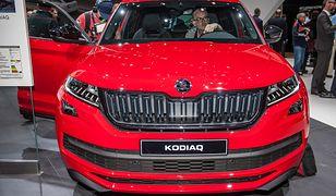 Škoda Kodiaq Sportline