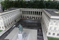 Warszawa. Odbudowa Pałacu Saskiego coraz bardziej realna? Prezydent zapowiedział ważną ustawę