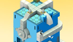 Monument Valley to jedna z najładniejszych gier na komórki