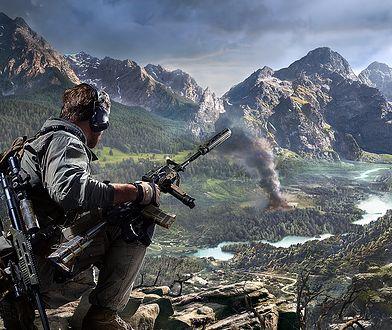 """""""Sniper: Ghost Warrior"""" od CI Games to jedna z najbardziej rozpoznawalnych polskich serii gier wideo"""