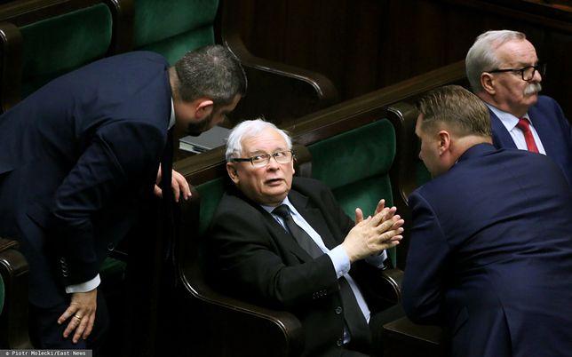 Jarosław Kaczyński krytykuje nepotyzm w PiS