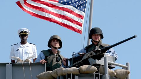 US Navy: Gracze są lepszymi żołnierzami