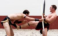 Dieta gladiatorów to fasola i drink z popiołów