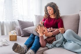 Jak poradzić sobie z gorączką u niemowlęcia?