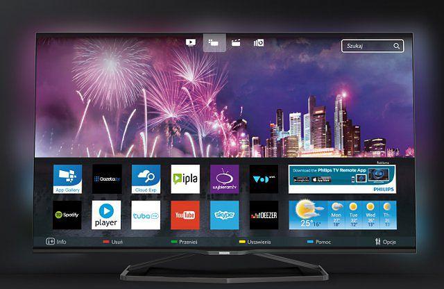 Nowe modele telewizorów Philips na rok 2014