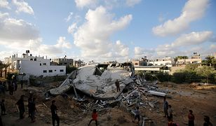 Izrael wzywa mieszkańców Strefy Gazy do ewakuacji