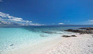 Chorwacja to również iście karaibskie plaże