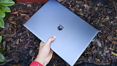 Test Huawei MateBook X Pro. Laptop z kamerką ukrytą w klawiaturze
