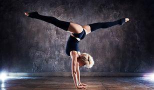 Gwiazda to ćwiczenie gimnastyczne, które wymaga odpowiedniej koordynacji ruchowej i równowagi.