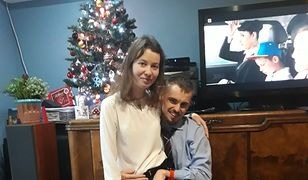 Bartek i Ola podczas Świąt