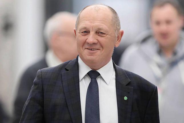 Marek Sawicki, wiceprzewodniczący klubu poselskiego PSL-UED