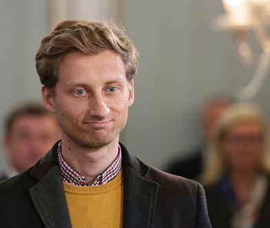 Franciszek Sterczewski już na początku kadencji dał się zapamiętać