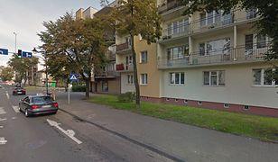 Do tragedii doszło w bloku przy al. Chopina