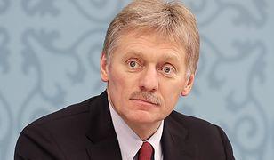 Rzecznik Kremla Dmitrij Pieskow skomentował żądania terytorialne Estonii