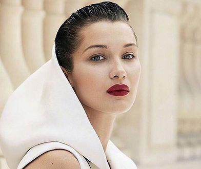 """Bella Hadid w arabskim """"Vogue'u"""". Pół roku po """"aferze"""" z siostrą"""